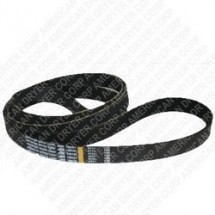 "ADC-100191 12 RIB 105"" LONG (J) H.T. BELT"
