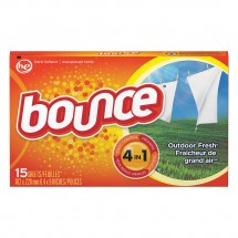 Bounce® Dryer Sheets (15 sheets) 15 CT