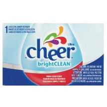 Cheer® Stay Colorful Powder Laundry Detergent Coin Vend 156 Count 1.4oz/41g
