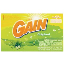 Gain® Powder Laundry Detergent Coin Vend 156 CT 1.3oz/39g