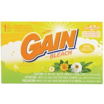 Gain® with Bleach Laundry Detergent Coin Vend 156 CT