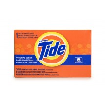 Tide® Powder Laundry Detergent Coin Vend 156 Count 1.4oz/41g