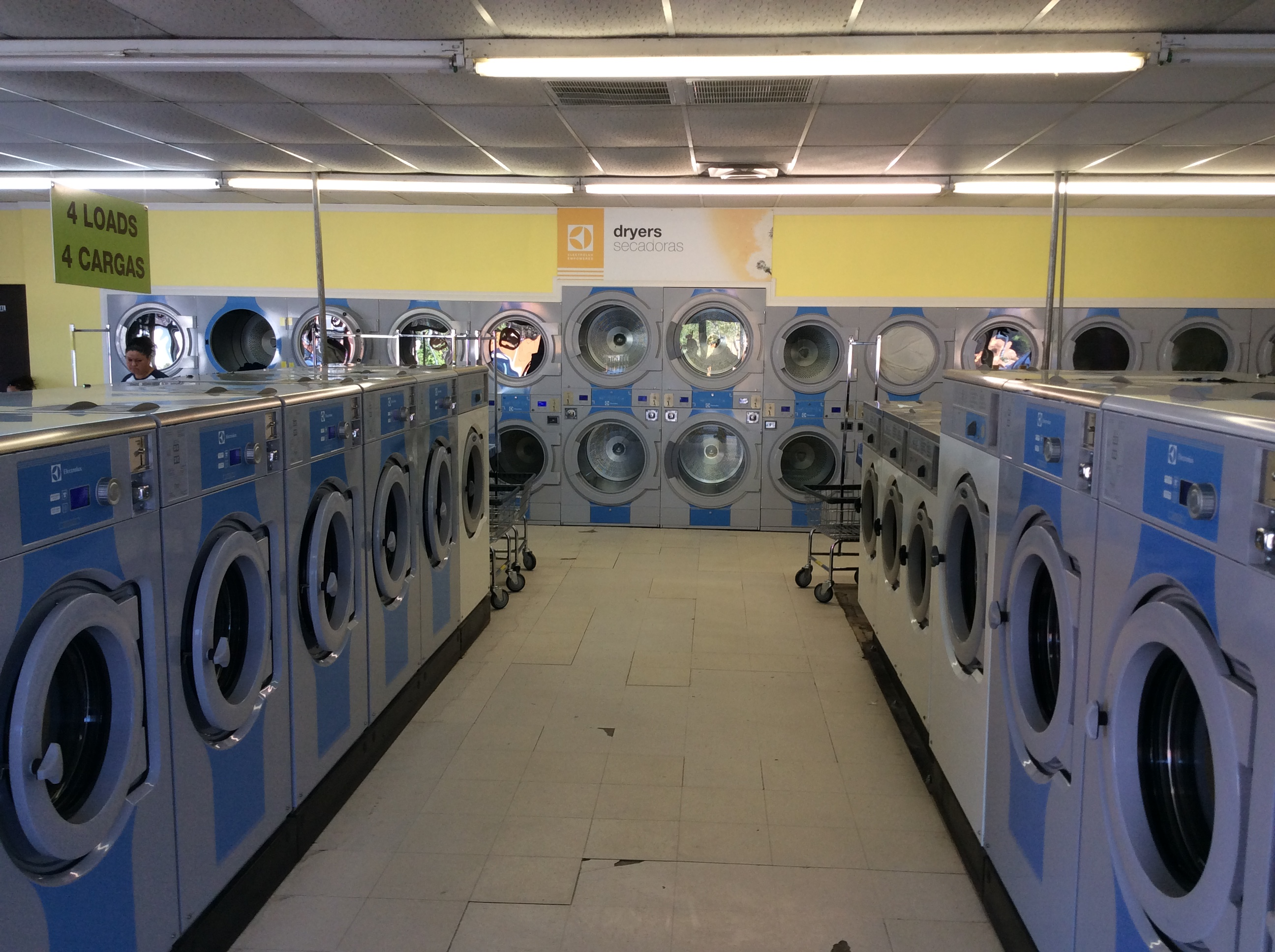 Laundromat Gallery Texas Coin And Commercial Laundry